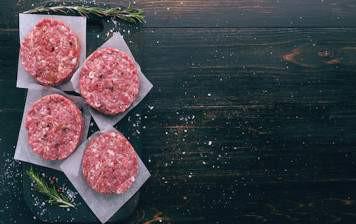 Hamburger De Cerf
