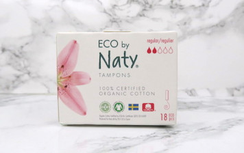 Tampons Regular Naty