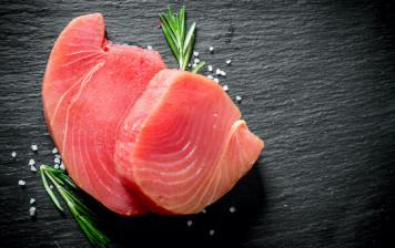 Wild Tuna filet (without skin)