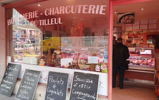 Boucherie du Tilleul